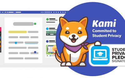 Kami's Student Privacy Pledge