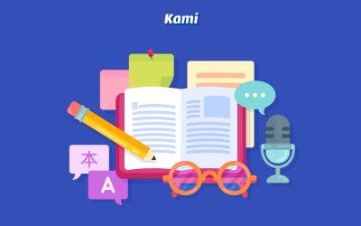 Kami for English