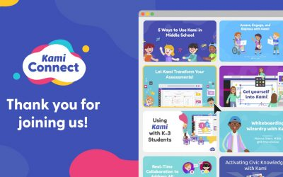 Kami Connect 2021 – Thank you for joining us!