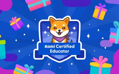 Get Kami Certified this May and win epic prizes for your school