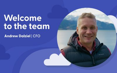 Meet Andrew Dalziel, our new CFO