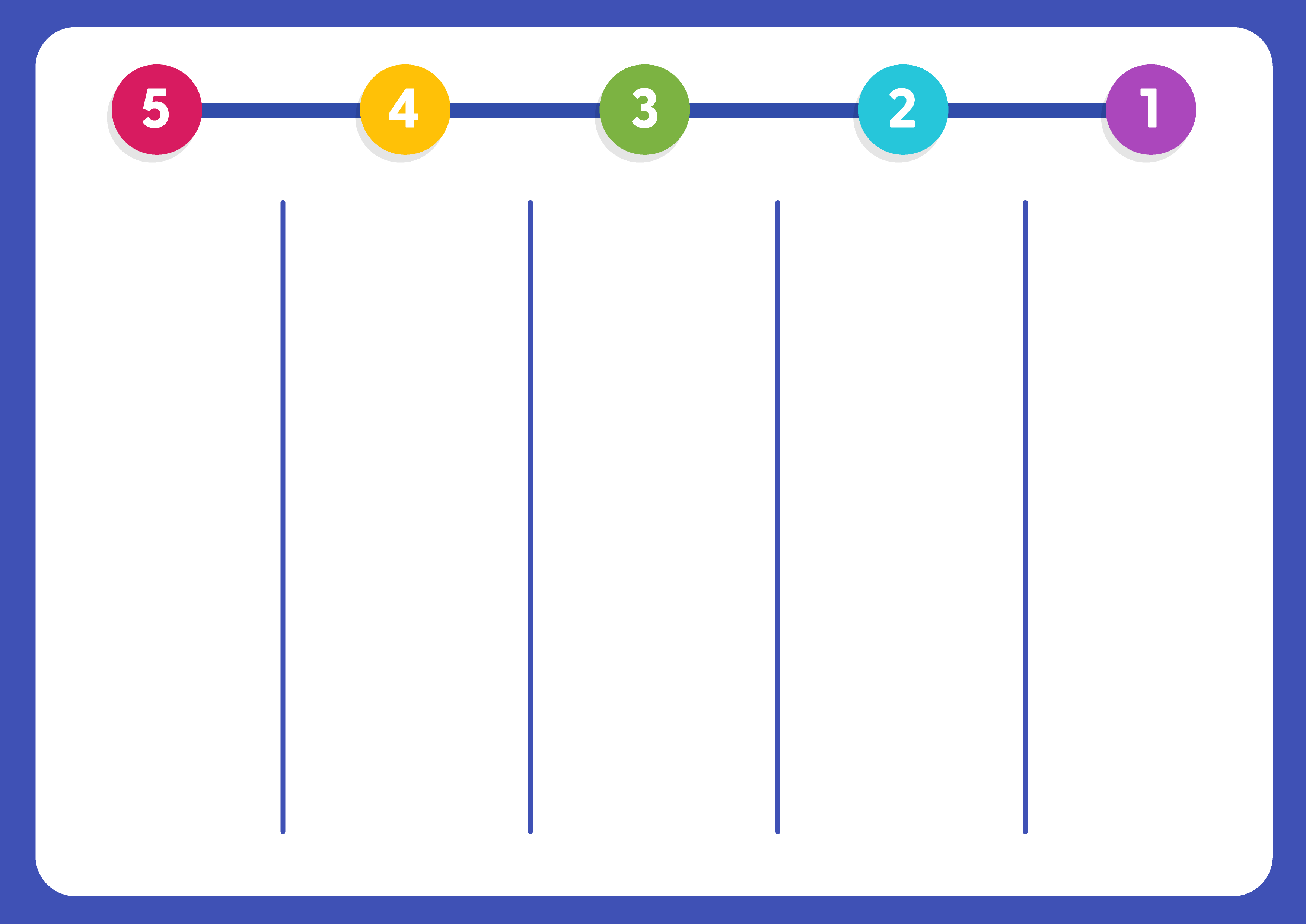 Template of two truths and a fib activity