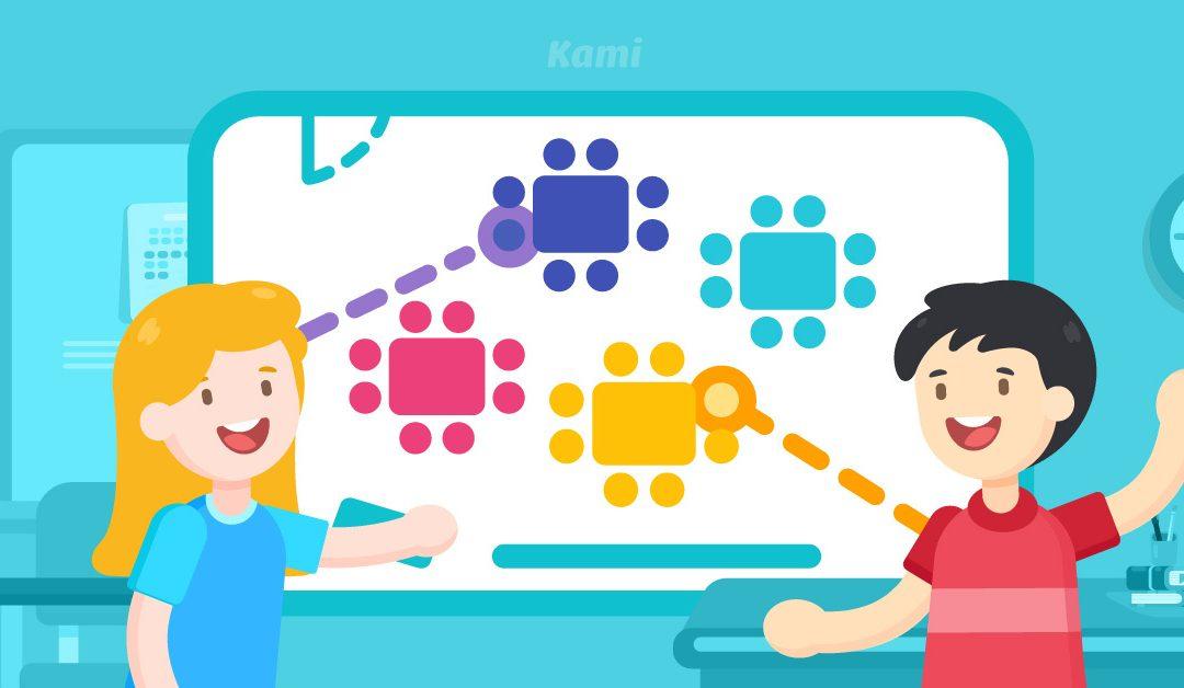 Digital Seating Chart Resource | Kami Classroom