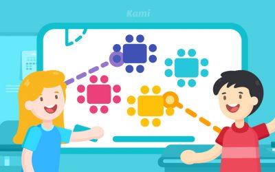 Digital Seating Chart Resource   Kami Classroom