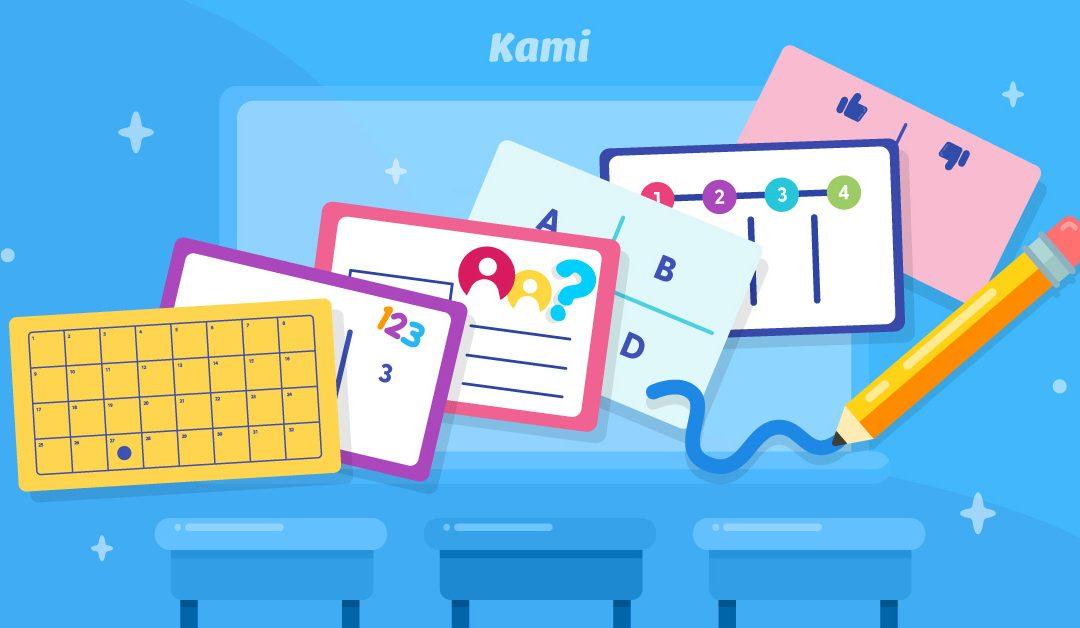 Digital Classroom Resources | Kami Classroom
