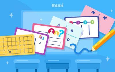 Digital Classroom Resources   Kami Classroom