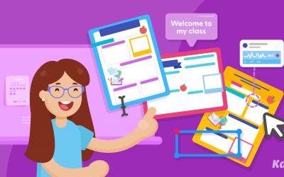 8 Editable Meet the Teacher Templates   Kami Classroom