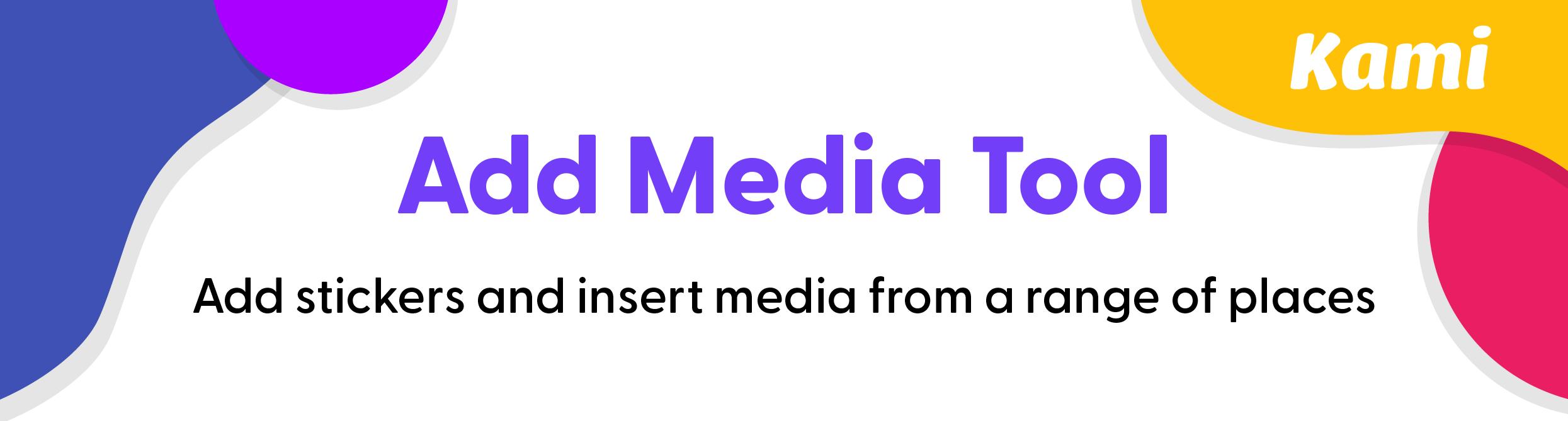 Add media preview