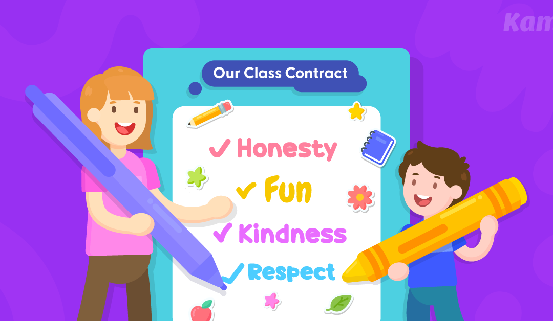 Build Community with a Classroom Contract
