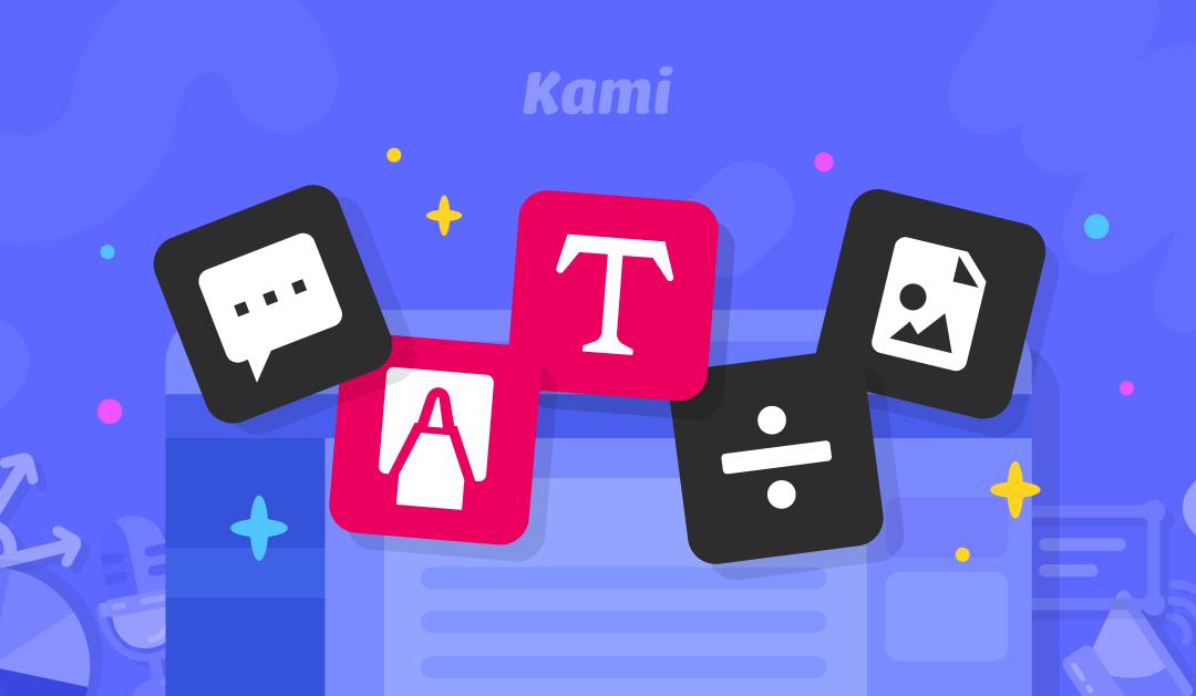 Learning the Kami Basics | Kami Classroom