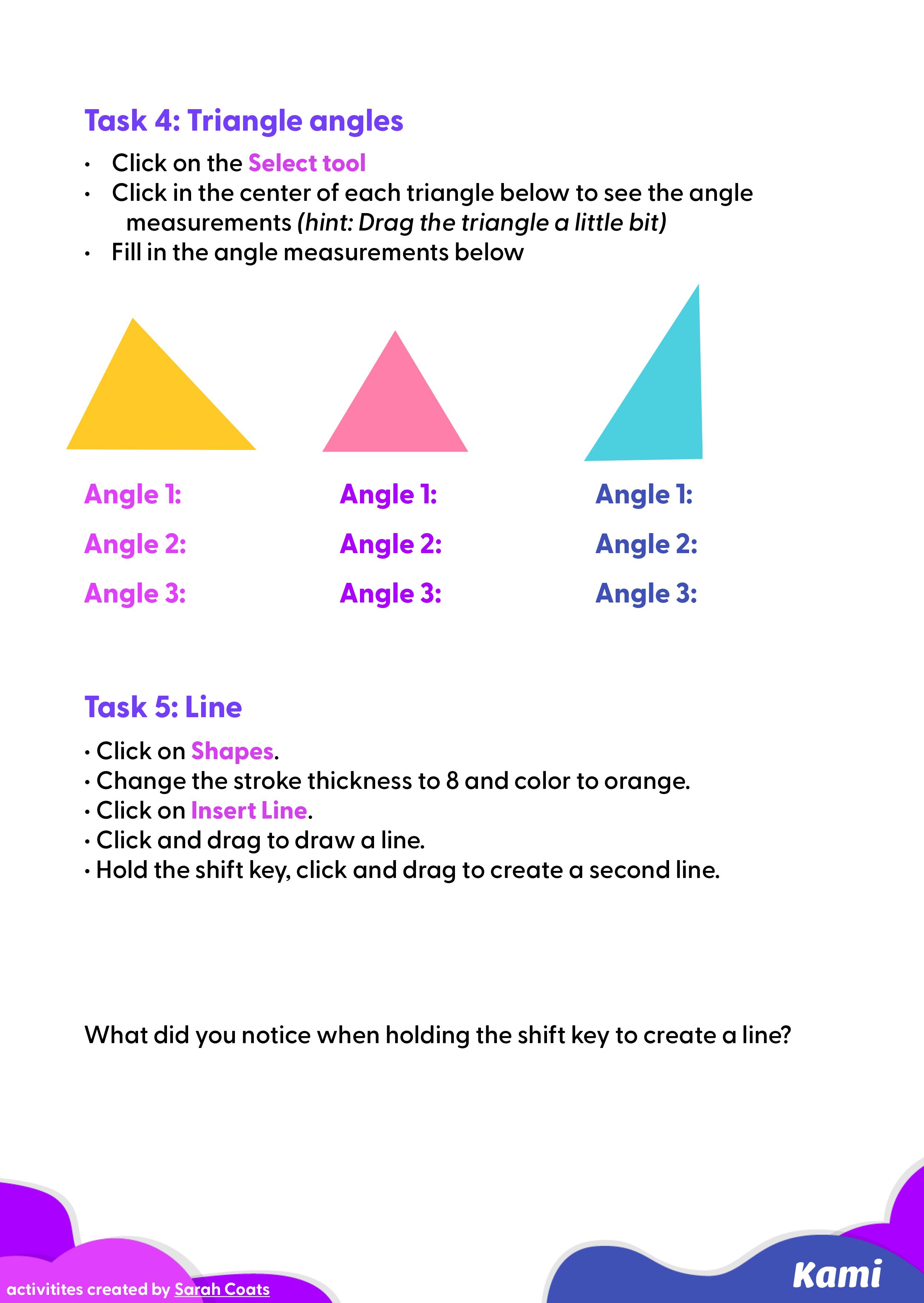Shapes activity image 3